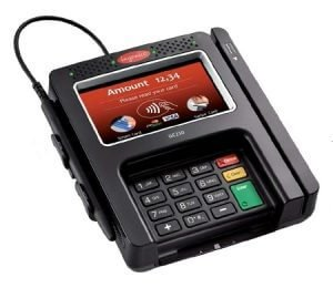 ingenico isc250 touch payment terminal